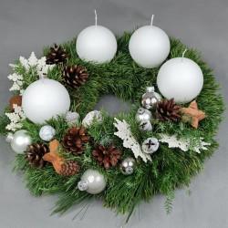 Advent wreath Snowflake