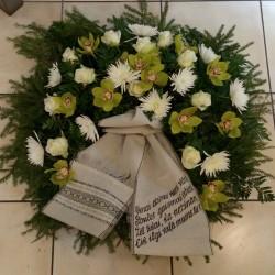 Beautiful Memorial Wreath