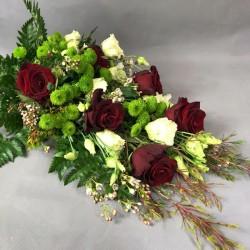 Funeral flower arrangement...