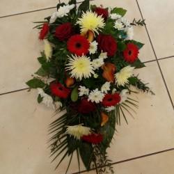Funeral arrangement in...