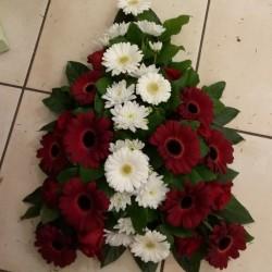 Funeral arrangement in the...