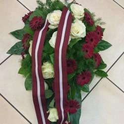 Funeral arraignment Latvia