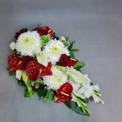 Funeral arrangement B4