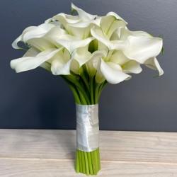 Bridal bouquet white Kallas