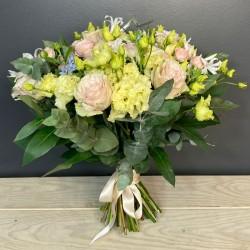 Flower bouquet - light