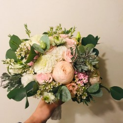 Bridal bouquet Pink Tenderness