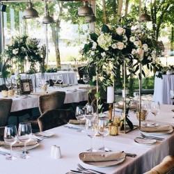 Wedding floral decor for...