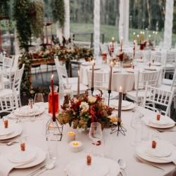 Wedding table flower...