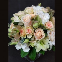 Bridal bouquet with an...