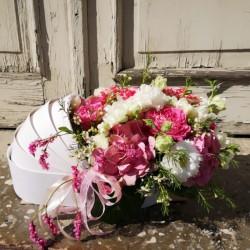 Flower boxes for newborns