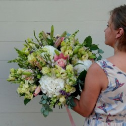 Premium bouquet Glance