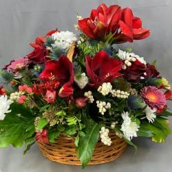 Flower basket Bloom